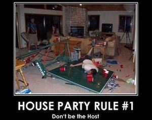 House Party Rule